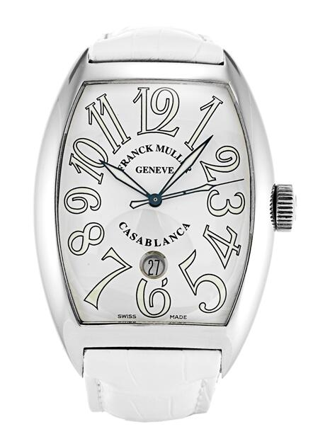 FRANCK MULLER 8880 C DT WHITE Casablanca Replica Watch